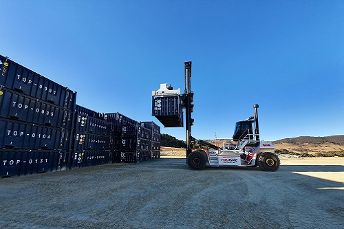 Container-Handling